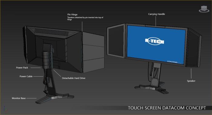 Monitor Concept 1